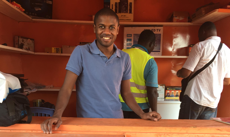 Bubacar Diallo fondateur et CEO de Benoo Energies