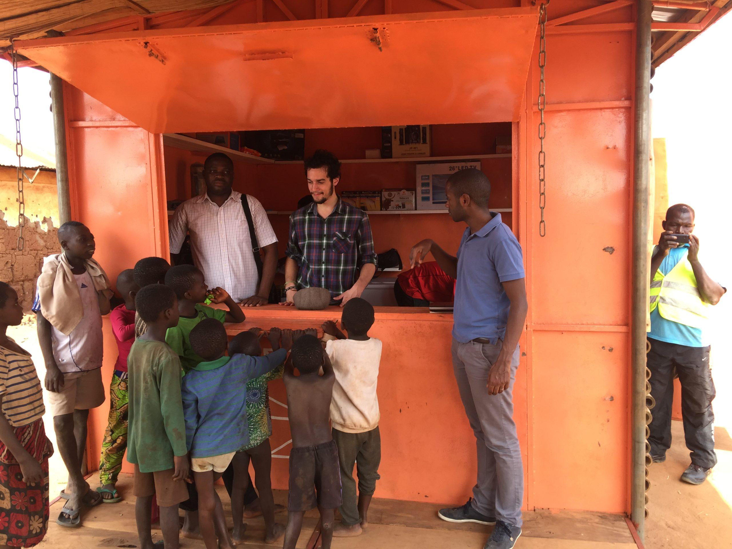 agence énergies au Togo